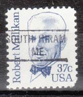 USA Precancel Vorausentwertung Preo, Locals Maine, South Hiram 841 - Vereinigte Staaten