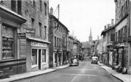 42-MONTFAUCON- DU-VELAY- LA GRANDE RUE - Montfaucon En Velay