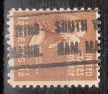 USA Precancel Vorausentwertung Preo, Locals Maine, South Windham 472 - Vereinigte Staaten