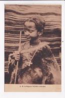 CP ETHIOPIE S.M. Le Négous Tafari à 8 Ans - Ethiopie