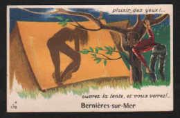 14 - Calvados - Bernières-sur-Mer - Ouvrez La Tente - C 9223 - Frankrijk