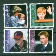 Gibraltar: 2002   18th Birthday Of Prince Harry   MNH - Gibilterra