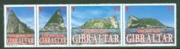 Gibraltar: 2002   Views Of Rock Of Gibraltar   MNH - Gibilterra
