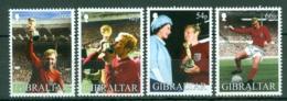 Gibraltar: 2002   World Cup Soccer, Japan   MNH - Gibilterra