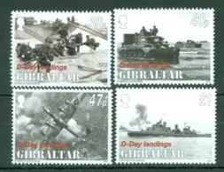 Gibraltar: 2004   60th Anniv Of D-Day Landings   MNH - Gibraltar