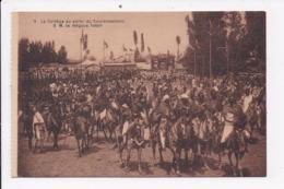 CP ETHIOPIE Le Cortege Au Sortir Du Couronnement S.M. Le Negous Tafari - Etiopia