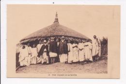 CP ETHIOPIE Chef  Abyssin Et Sa Famille - Ethiopia