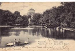 1662/ Warszawa, Saski Ogrod - Pologne