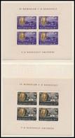 ** 1947 Roosevelt Kisívsor Egyenes Képállással, Luxus Minőség (90.000++) - Sin Clasificación