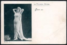C7693 - Clara Ward - Princesse De Caraman Chimay - Prinzessin - Femmes Célèbres