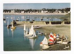 22 Saint Cast L'Ecole De Voile Voiliers Cliché Richard En 1985 - Saint-Cast-le-Guildo