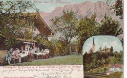 AUTRICHE 1904 CARTE POSTALE RESTAURATION ST.NIKOLAUS - Austria