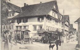 Menzingen - Gasthaus  Um Löwen  - - ZG Zug