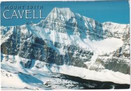 Mount Edith Cavell, Jasper National Park, Alberta - (Canada) - Jasper