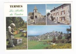 48 TERMES Vers St Chély D'Apcher Les Abeilles Du Cantou Apiculteur Ruches En 2000 - Saint Chely D'Apcher