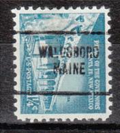USA Precancel Vorausentwertung Preo, Locals Maine, Waldoboro 704 - Vereinigte Staaten