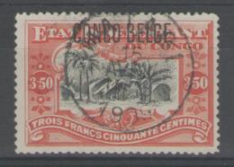 CONGO BELGE:  N°47 Oblitéré        - Cote 27,50€ - - 1894-1923 Mols: Used