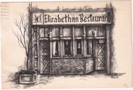 Elizabethan Restaurant  (Sharon Ader 1974) - Huron, Auburn, Clinton Canada) - Andere