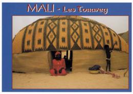 1 AK Mali * Frau Und Ein Kind Vom Volk Der Tuareg Auch Touareg - Les Touareg * - Mali