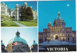 Victoria - The Provincial Legislative Buildings - (Canada) - Victoria