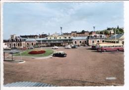 Cp Vierzon La Gare - Vierzon