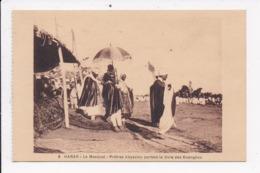 CP ETHIOPIE HARAR Le Masqual Prêtres Abyssins Portant Le Livre Des évangiles - Ethiopie