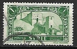 SYRIE     -      1930  .  Y&T N° 204 Oblitéré.    Alep - Oblitérés