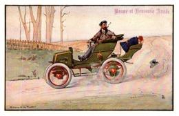 Illustrateur Fuller - Vienne - Automobile - Illustratori & Fotografie