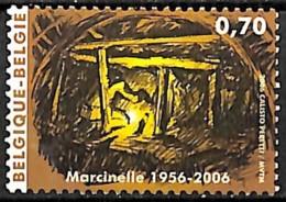 [154686]TB//**/Mnh-Belgique 2006 - N° 3547, La Mine, Marcinelle, Catastrophes, SNC - Neufs