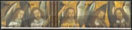 [154738]TB//**/Mnh-Belgique 2006 - N° 3594/98, Les Anges Musiciens De Memling, ND En Bas, La Bande Du Carnet, Musique, P - Neufs