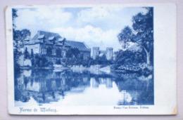 FERME DE WISBECQ 1920 Rebecq Château - Ed. Remy-Van Sichem, Tubize - Saintes - Rebecq