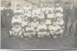 CARTE PHOTO / EQUIPE DE RUGBY A IDENTIFIER - Rugby