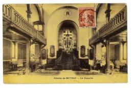CPA 37 METTRAY COLONIE LA CHAPELLE - Mettray