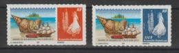 Nouvelle Calédonie Personnalisés 2013 1174A-1174B - Nouvelle-Calédonie