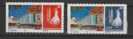 Nouvelle Calédonie Personnalisés 2013 1187A-1187B - Nouvelle-Calédonie