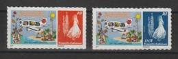 Nouvelle Calédonie Personnalisés 2013 1206-1207 - Unused Stamps