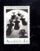 835840618 1991 SCOTT 1217 POSTFRIS MINT NEVER HINGED EINWANDFREI (XX)  SPECIMEN AUSTRALIAN PHOTOGRAPHY 150TH ANNIV - Neufs