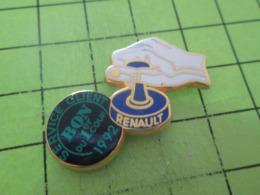 510c PINS PIN'S / Beau Et Rare : Thème ARTHUS BERTRAND / RENAULT SERVICE CLIENT 1992 - Arthus Bertrand