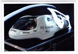 CP, Prototype Automobile GNC (Gaz Naturel Comprimé), Microjoule, La Joliverie, Eco-énergie, Ecologie - Passenger Cars