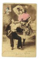 CPA CELEBRITES DE VASSY & ALICE DE TENDER ELDORADO - Entertainers