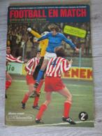Album Vignettes Football En Match Championnat De France 1972 1973 AGE ( Pas Panini ) Avec Poster équipe De France - Autres