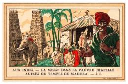 Aux Indes - La Messe Dans La Pauvre Chapelle - Other