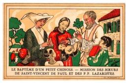 Le Baptême D'un Petit Chinois - Other