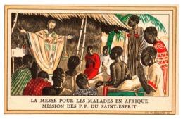 La Messe Pour Les Malades En Afrique - Other