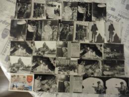 LOT  DE  78   CARTES  POSTALES    SUR    LE  JOUR  LE  PLUS  LONG ET  DEBARQUEMENT - 5 - 99 Cartes