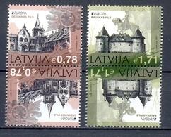 LETLAND      (EUR 158) - 2017