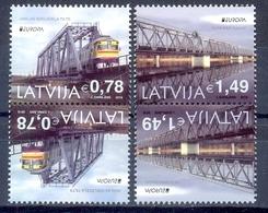 LETLAND      (EUR 152) - 2018