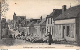 10-VILLEMAUR SUR VANNE-ROUTE NATIONALE-MOUTON-N°R2040-G/0117 - Autres Communes