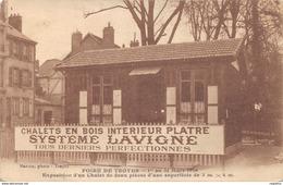 10-TROYES-LA FOIRE-N°R2040-G/0289 - Troyes