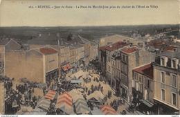 16-RUFFEC-JOUR DE FOIRE-N°R2041-B/0257 - Francia